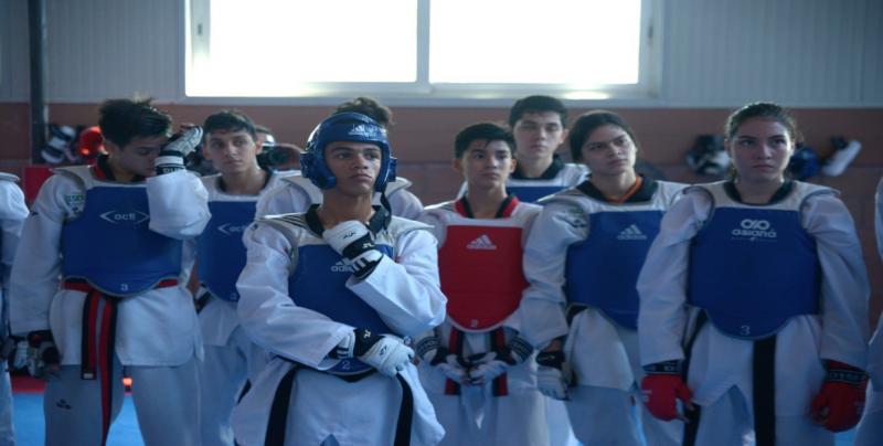 Taekwondo inicia la próxima semana participación para Sinaloa en Olimpiada Nacional