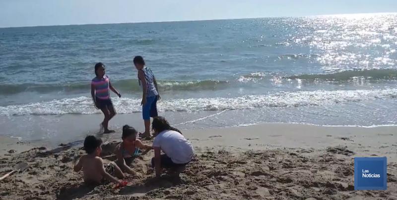 Más de 120 mil personas visitan las playas