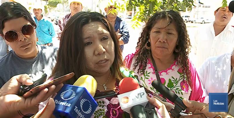 Revelan mal estado de salud de Fidencio Aldama; piden su traslado a Hospital