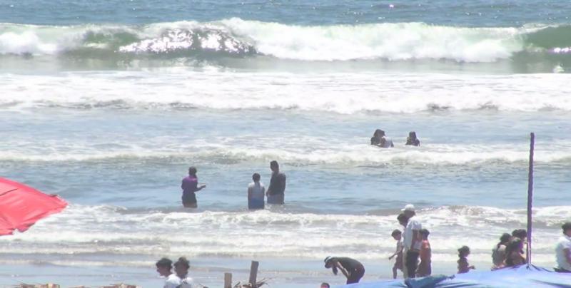2 millones de visitantes a playas y puntos turísticos en Sinaloa