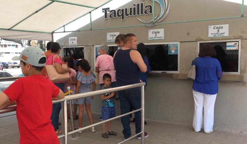 """Ofrecerá Acuario Mazatlán descuento a """"Bikers"""""""