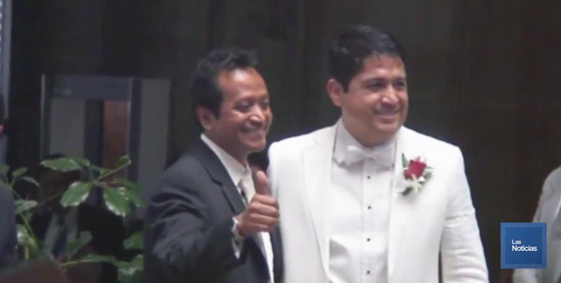 Ya son tres parejas del mismo sexo que buscan casarse