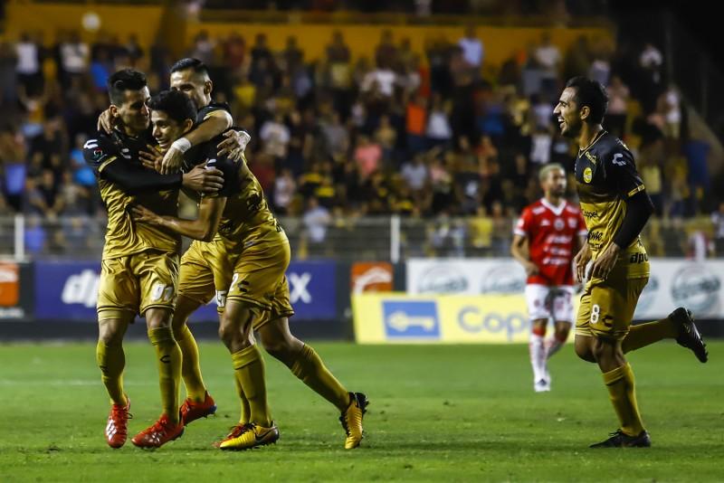 Dorados toma ventaja en las Semifinales