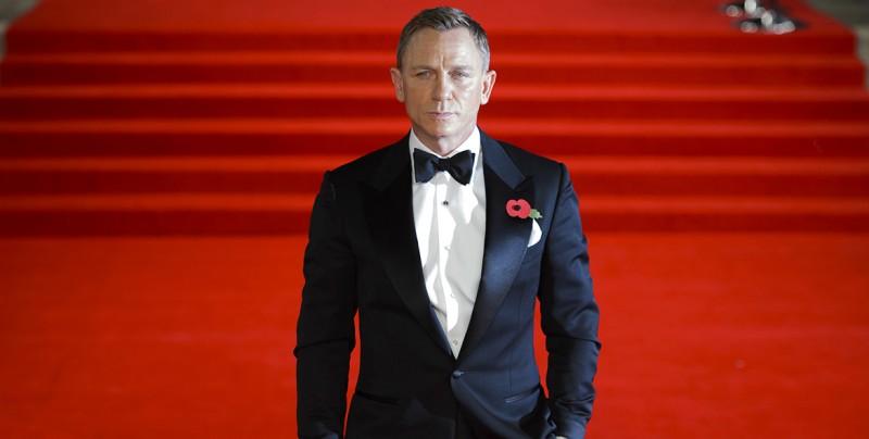 """Por quinta ocasión Daniel Craig protagonizará """"James Bond"""""""