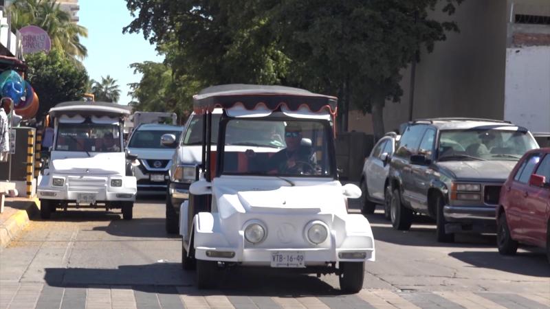Alta demanda en el sector transportista por periodo vacacional