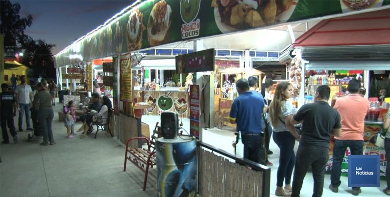 Reportan comerciantes ventas del 60 % en Laguna del Náinari