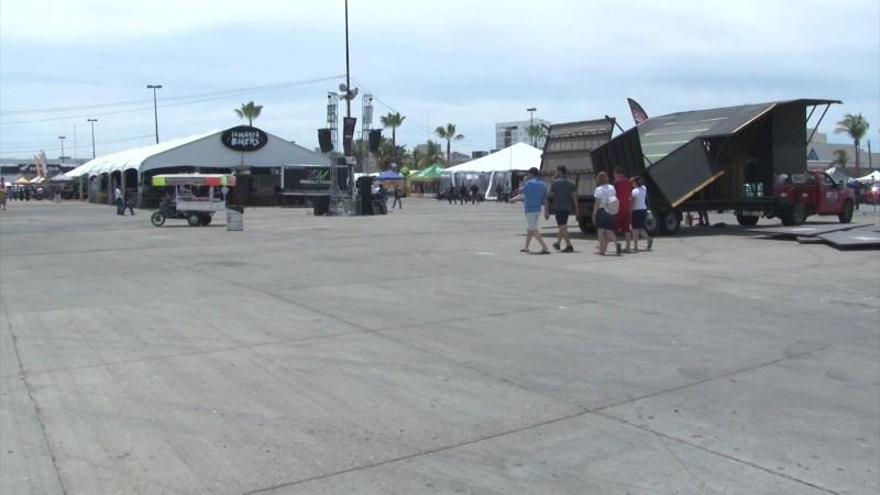Se prepara para 'rugir' con tambora la plaza de la moto en Mazatlán