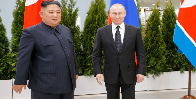 Kim regresa a Pionyang con apoyo de Putin pero sin promesas concretas