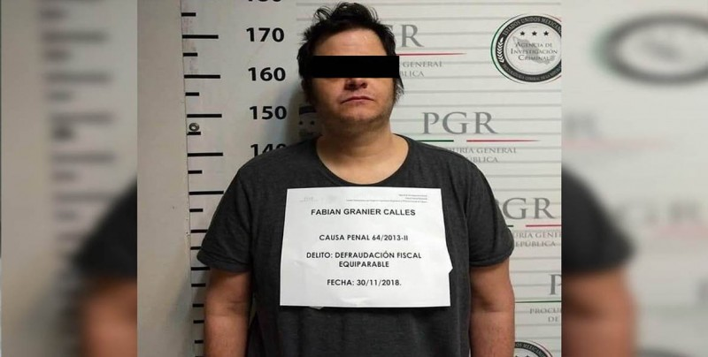 Liberan a hijo de exgobernador mexicano acusado de corrupción