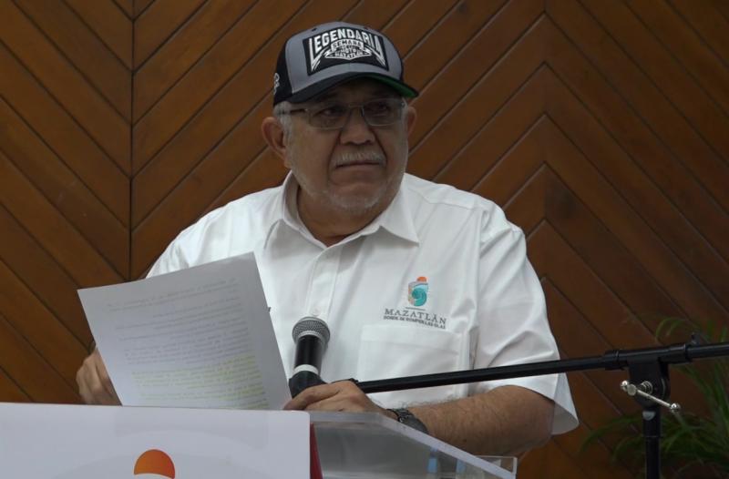 Comuna y CULTURA no se involucrarán en FELIART 2019: Alcalde de Mazatlán