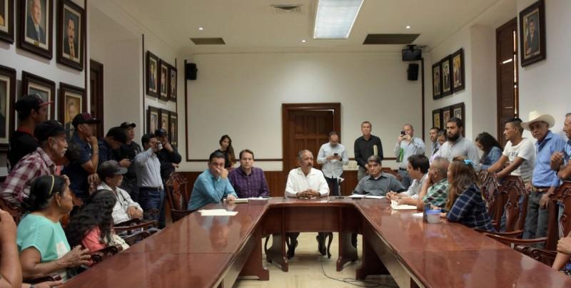 Sostienen acuerdos Ayuntamiento de Culiacán y Cooperativa de Pepenadores Progreso