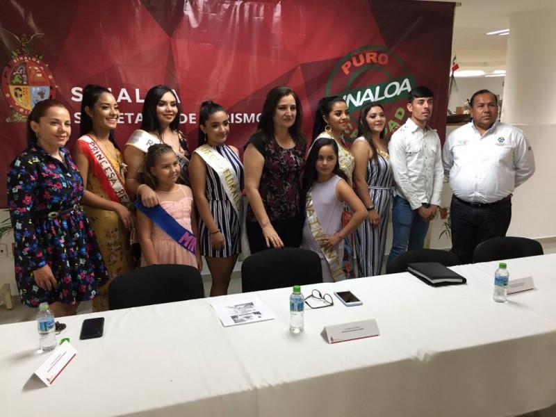 De 'manteles largos' el municipio de San Ignacio