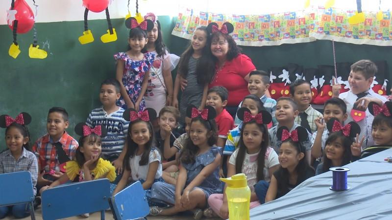 Niños ahomenses celebran su día con varias actividades