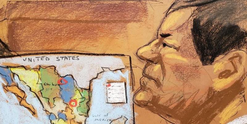 La Fiscalía de EU rechaza la solicitud del Chapo de repetir el juicio
