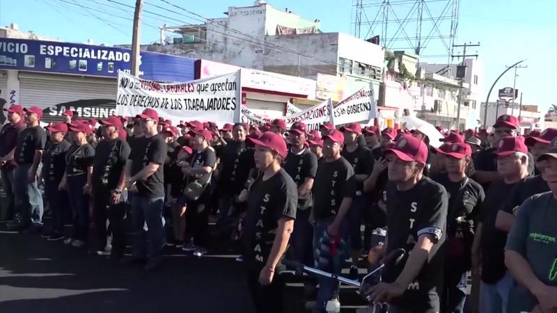 Llama la CTM a garantizar los derechos laborales a la clase trabajadora