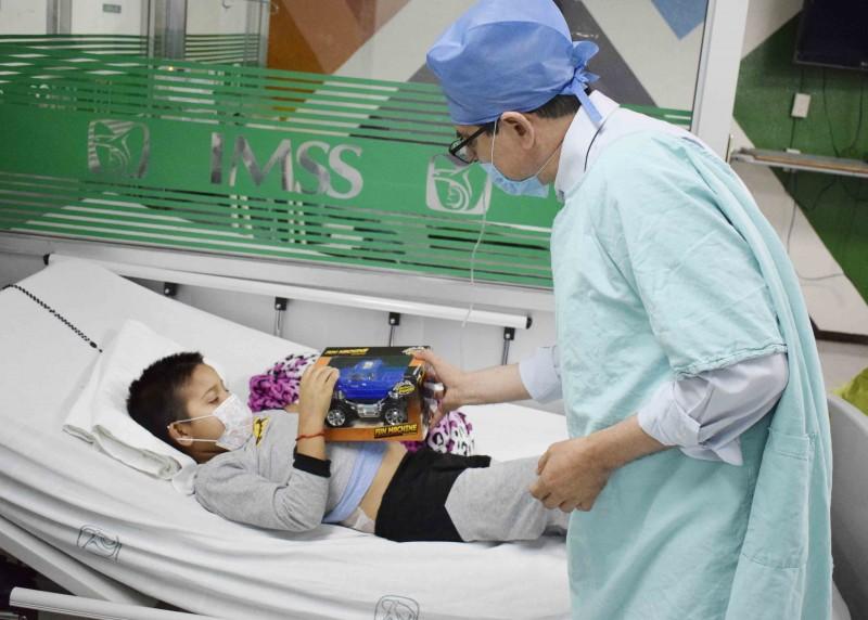 Enfermedades respiratorias la principal causa de consulta en menores de cero a nueve años