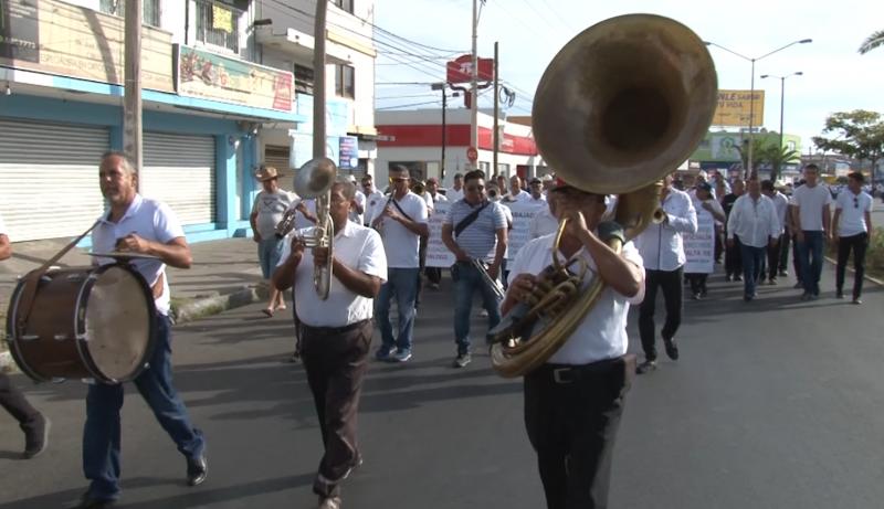 Piden músicos ser escuchados por autoridades municipales