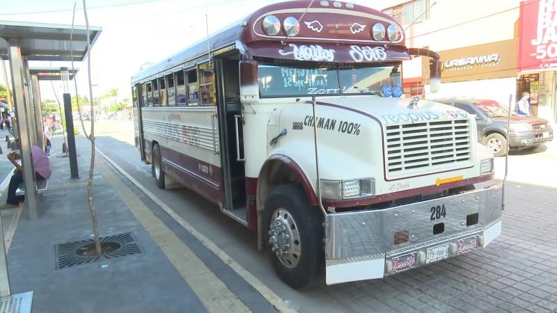 Transporte espera aumento a la tarifa de hasta un 12%