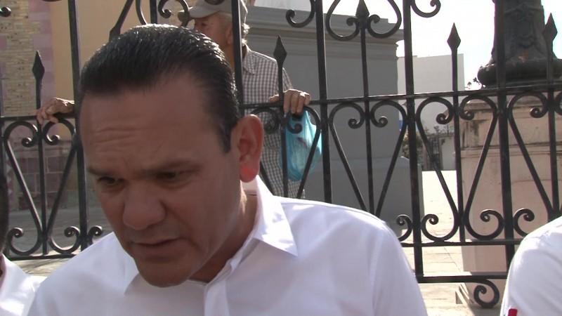 Reprueba Torres Félix despidos en dependencias federales