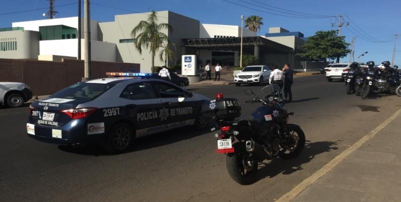 Atropellan a Policía Municipal