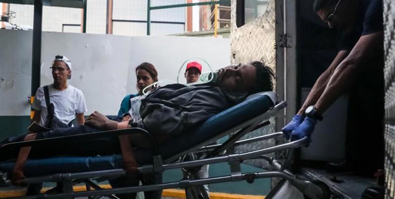 México pide a Gobierno y oposición de Venezuela respetar los derechos humanos