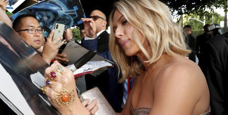 Scarlett Johansson hizo spoiler de 'Avengers: Endgame' y nadie lo notó