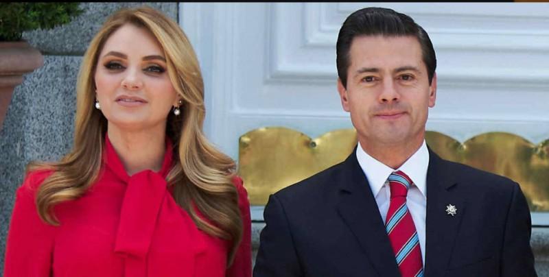 Peña Nieto escribe mensaje a Angélica Rivera en redes sociales