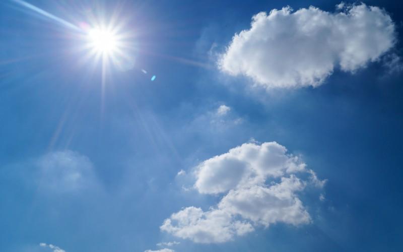 Mayo registrará temperaturas máximas de hasta 37 grados centígrados
