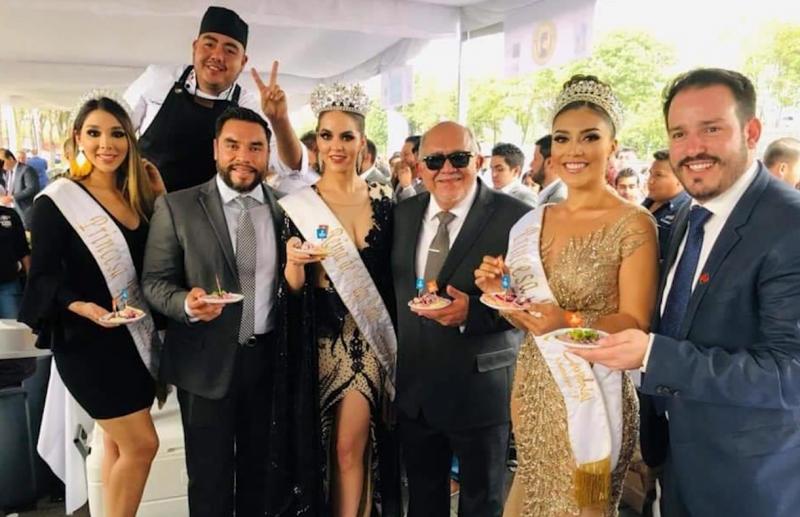 Anuncia Alcalde segunda muestra gastronómica en el Zócalo de CDMX