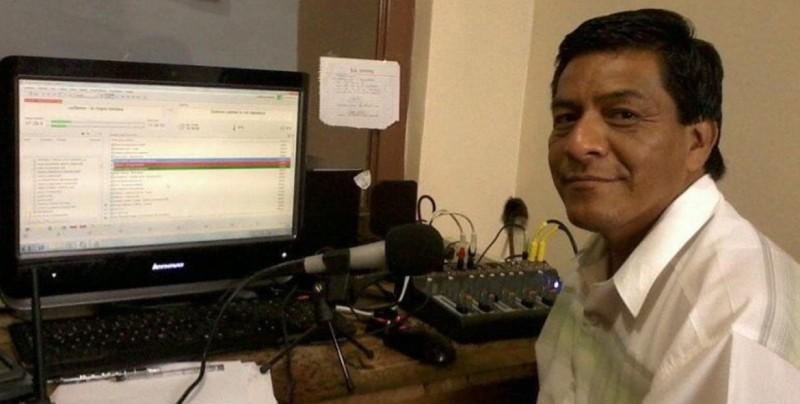 Asesinan a fundador de radio comunitaria indígena en Oaxaca