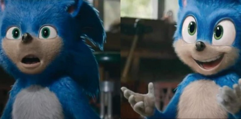 Cambiarán el diseño de 'Sonic' en su película tras críticas