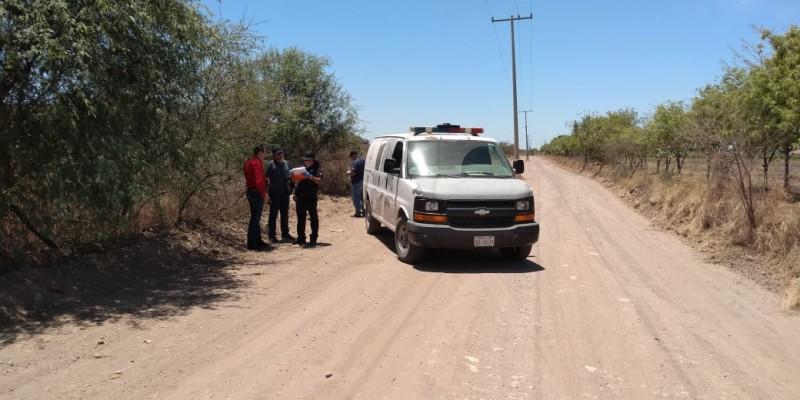 """Encuentran el cuerpo de una persona asesinada en la """"Antorchista@"""