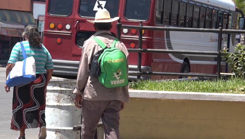 Buscan autoridades ofrecer seguridad a desplazados en Rosario: Ruelas Echave