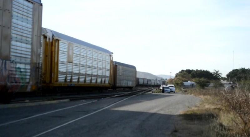 Hallazgo mortal en las vías del tren de Mazatlán