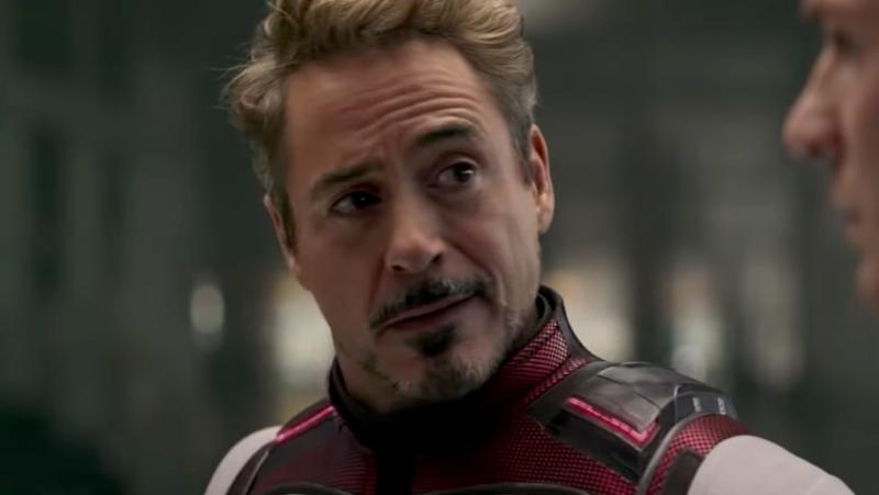 Una frase icónica de 'Avengers: Endgame' fue inspirada por los hijos de Robert Downey Jr.