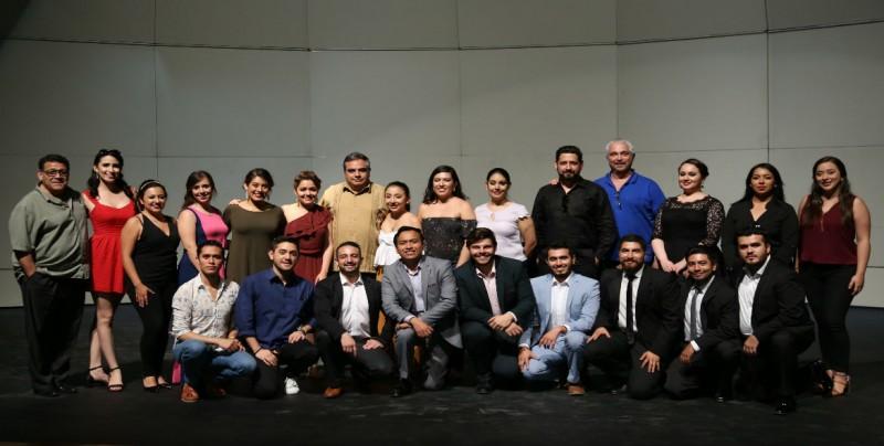 Seleccionan 20 finalistas para el XI Concurso Internacional de Canto