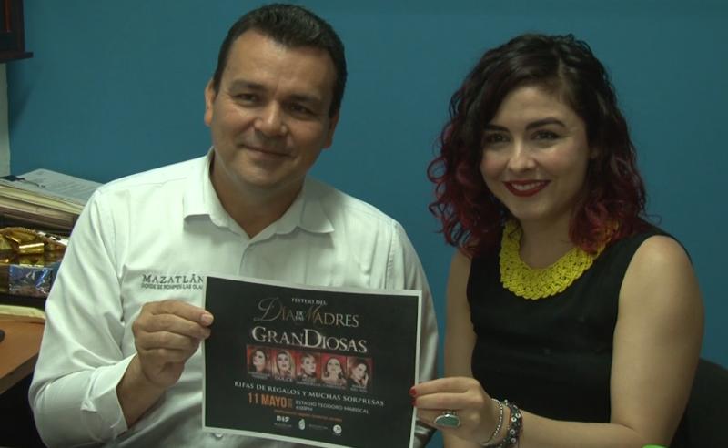 """DIF y CULTURA Mazatlán ofrecerán festejo a madres """"GranDiosas"""""""