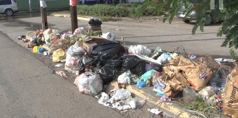 Pide Servicios Públicos no tirar escombros a la basura