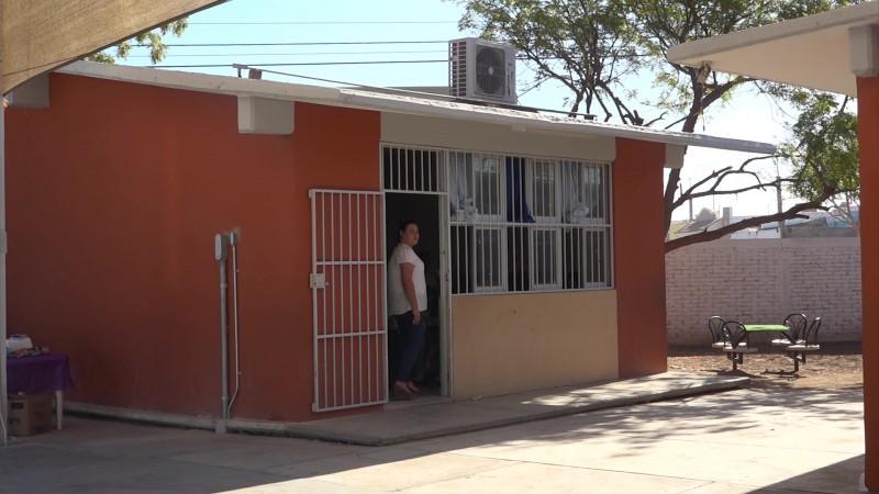 Buscan 'aplacar' el calor en las escuelas de Mazatlán
