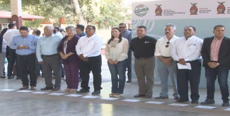 Inicia  programa Pura Prevención, Puro Sinaloa