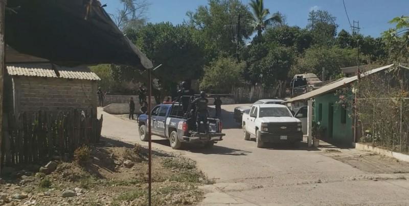Avanza operativo en la sierra de El Rosario, ya van 15 días