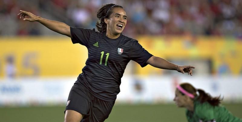 El gol de Mónica Ocampo, elegido como el mejor de la historia en Mundiales Femeniles