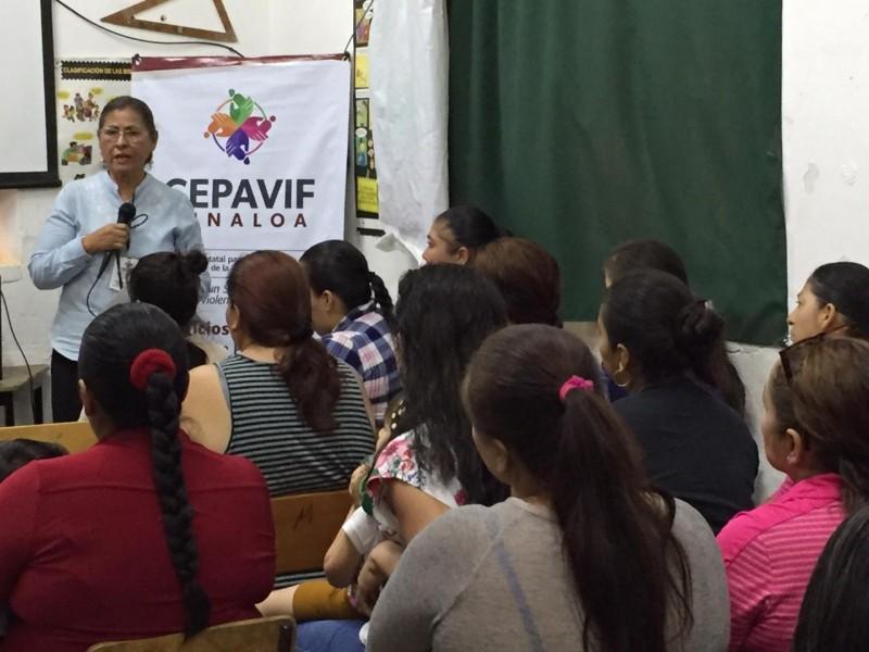 CEPAVIF arriba a las comunidades de San Benito y Valle Leyva Solano en Mocorito