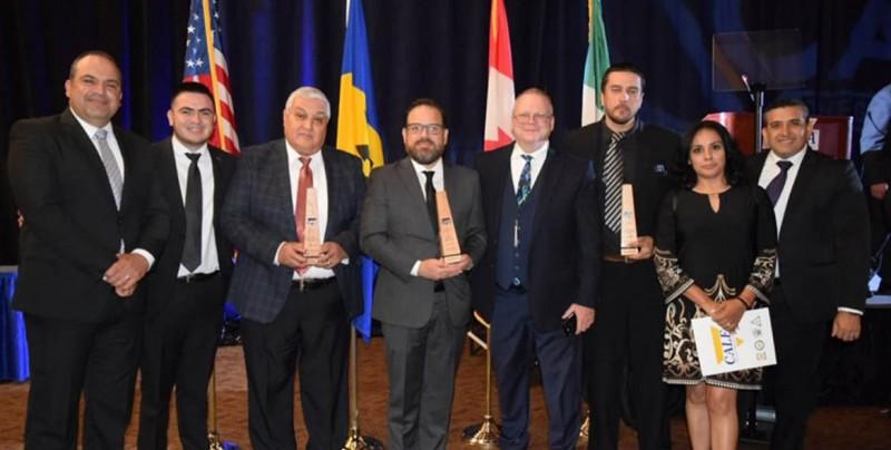 Secretaría de Seguridad Pública logra certificación internacional 'Triple Arco'