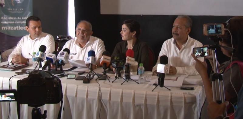 Anuncia Alcalde segundo paquete de obras para la zona rural de Mazatlán