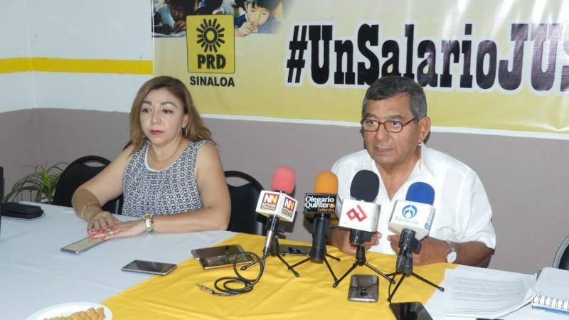 El PRD advierte que la Reforma Laboral carece de pilares en favor de los trabajadores
