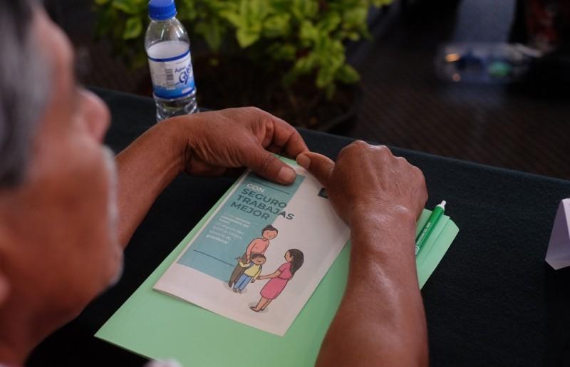 2.4 millones de personas podrían integrarse al programa trabajadoras del hogar