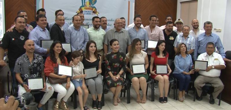 Alcalde de Mazatlán reconoce a restauranteros por su participación en Muestra Gastronómica