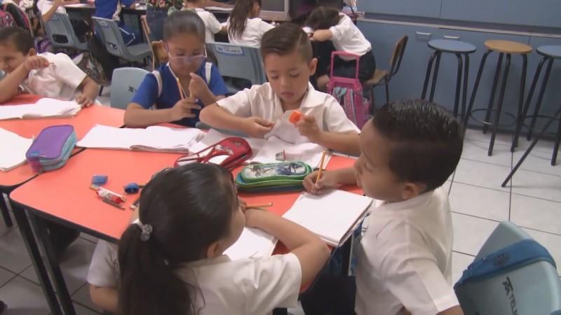Gobierno federal destinará mas recursos para mantenimiento de planteles escolares