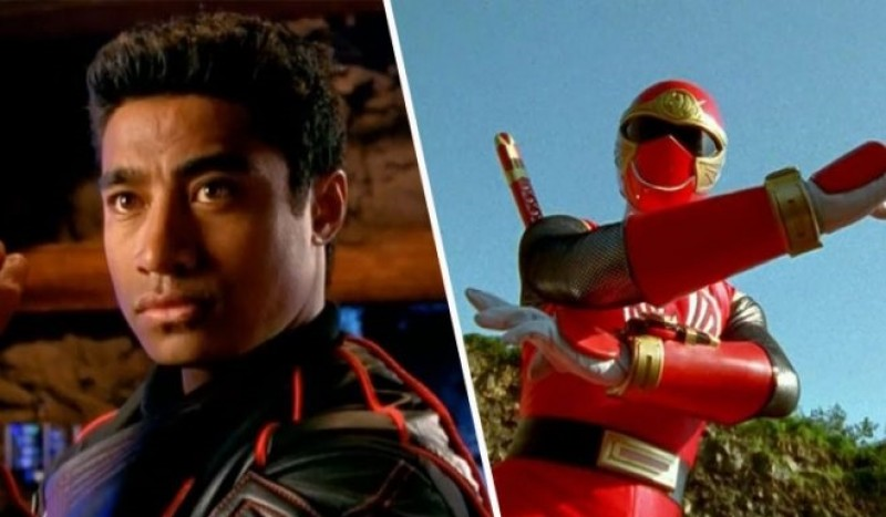 Falleció Pua Magasiva, actor de Power Rangers: Tormenta Ninja